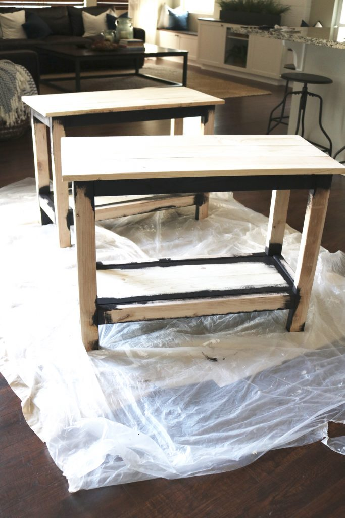 How to build DIY custom nightstands for around $35 each!